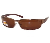 Guzzini Polarized Metal Sunglasses